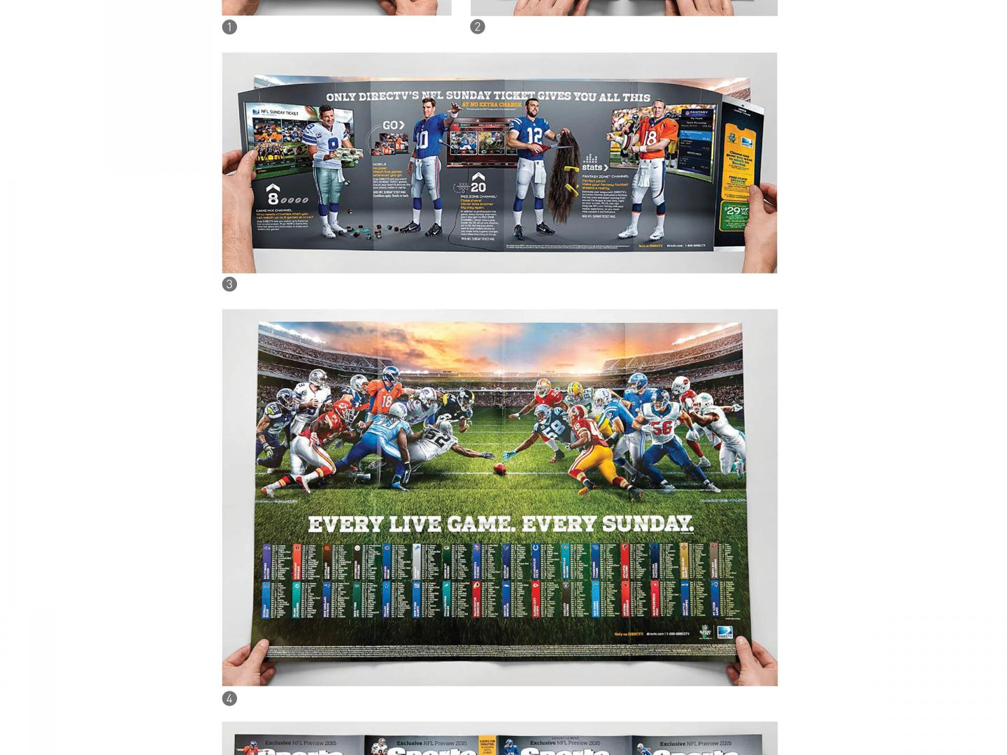 NFL Sports Illustrated Preview Issue Thumbnail