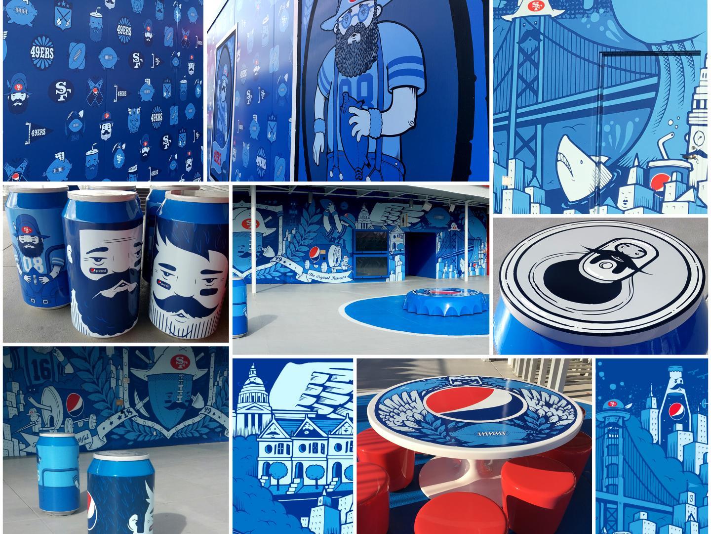 Pepsi Fan Deck at Levi's Stadium Thumbnail