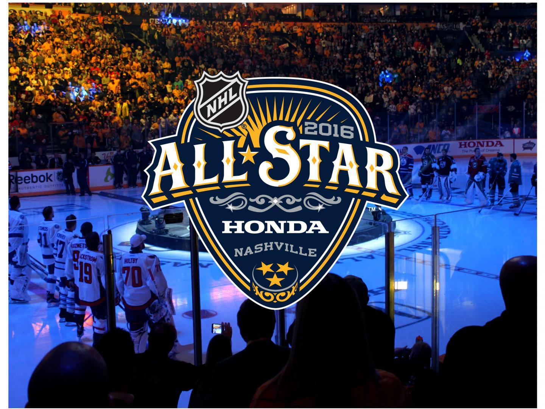 NHL All-Star Brand Identity Thumbnail