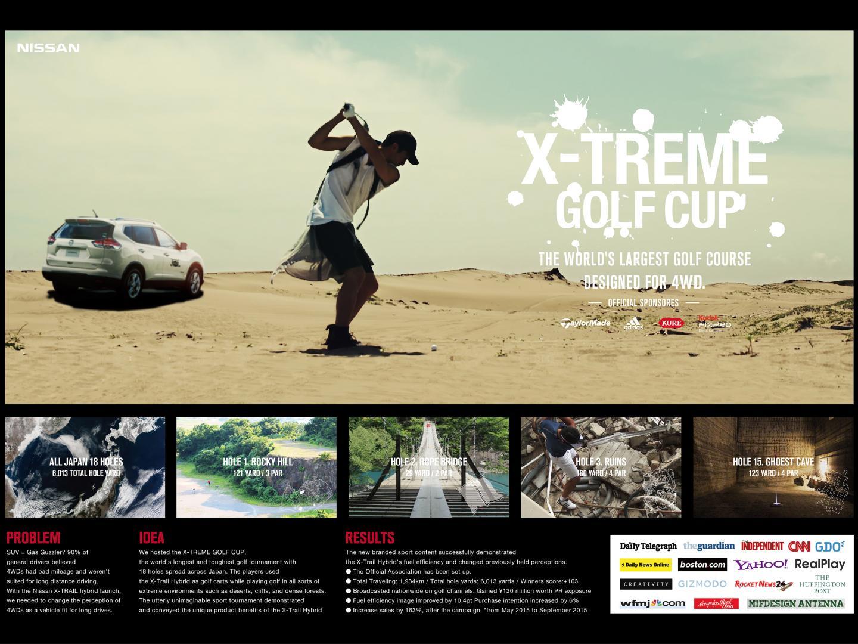 X-treme Golf Cup Thumbnail