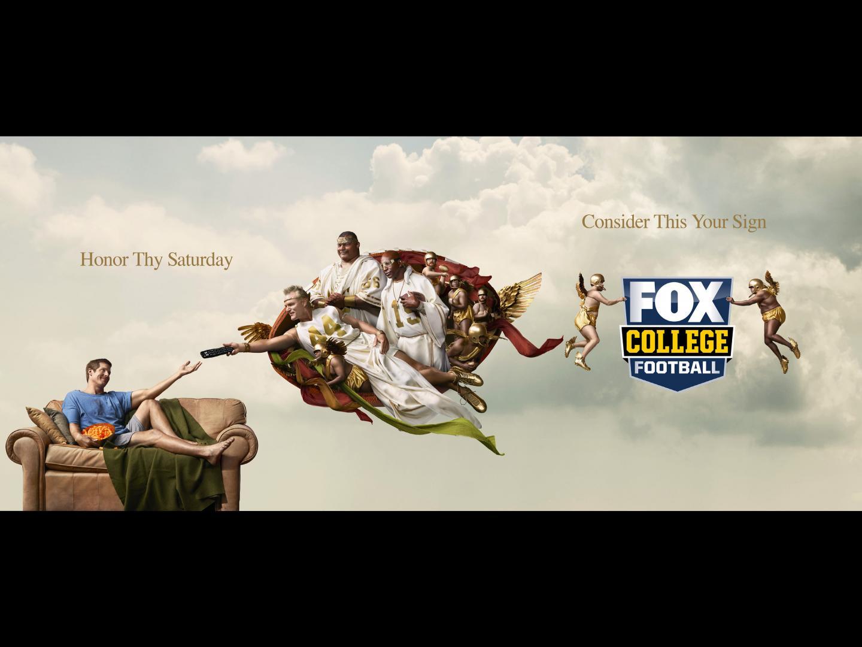 College Football on FOX/FS1