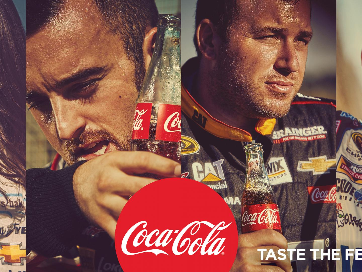 Coke Racing Family Thumbnail