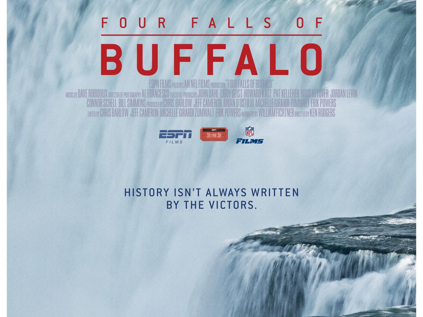 Image for Four Falls Of Buffalo