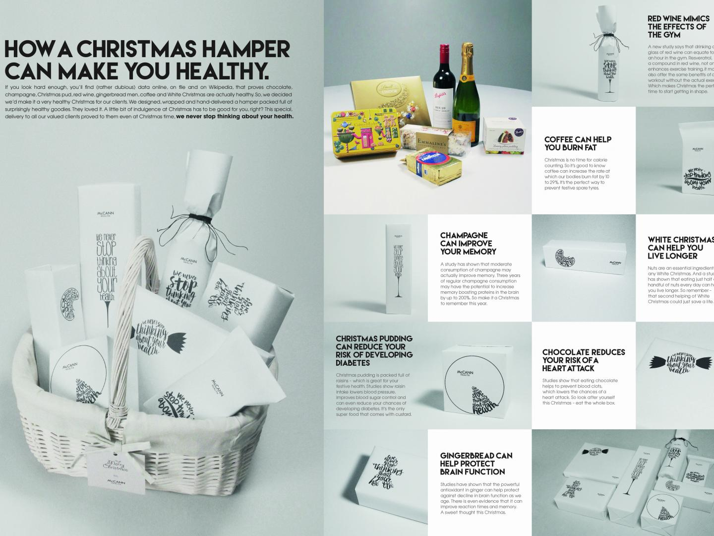 The Healthy Unhealthy Christmas Hamper Thumbnail