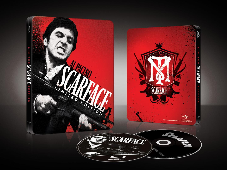 Limited Edition Blu-ray SteelBook  Thumbnail