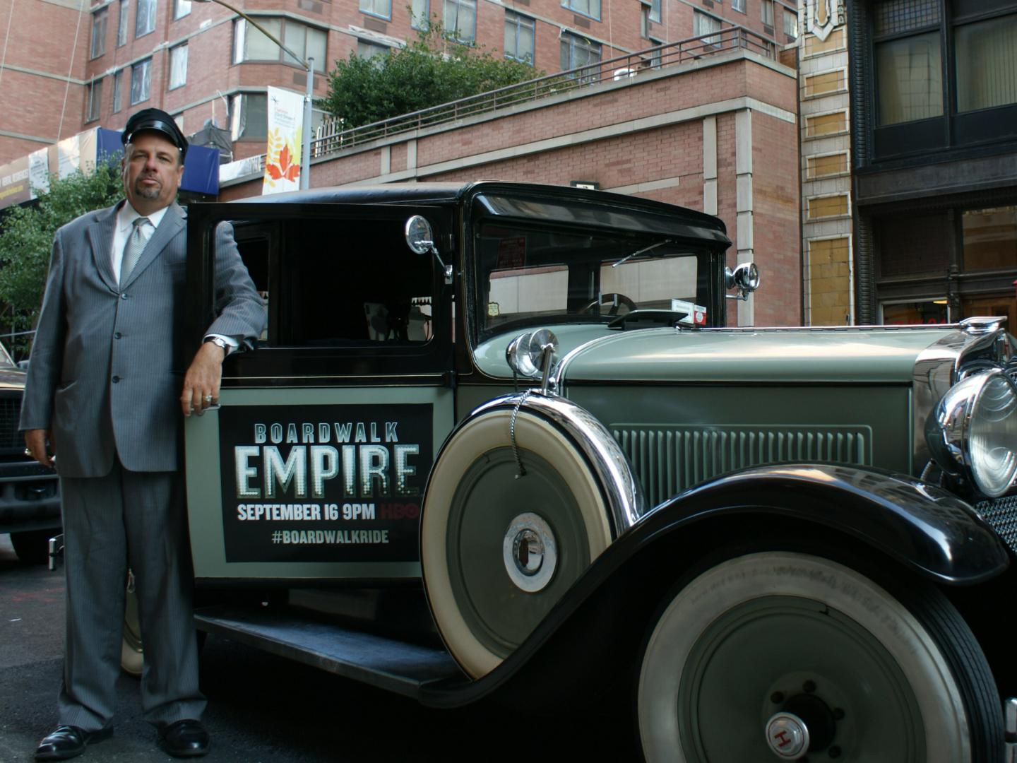Boardwalk Empire/Uber Promotional Stunt Thumbnail