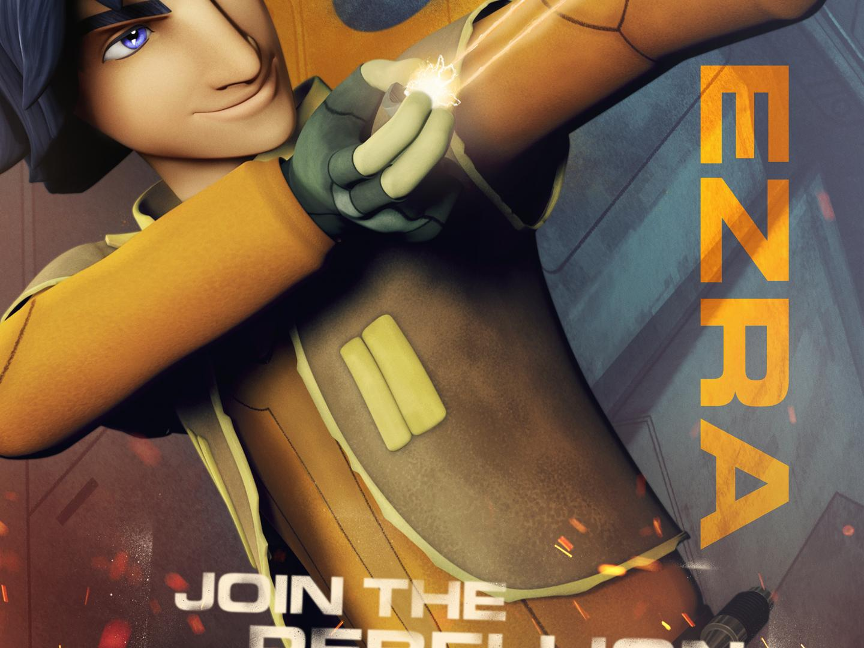 Character Ezra Thumbnail