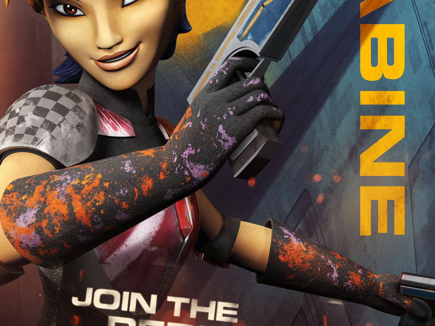 Image for Character Sabine