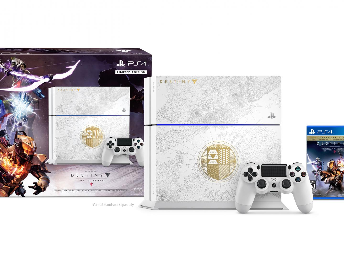 Destiny The Taken King Limited Edition Packaging Thumbnail