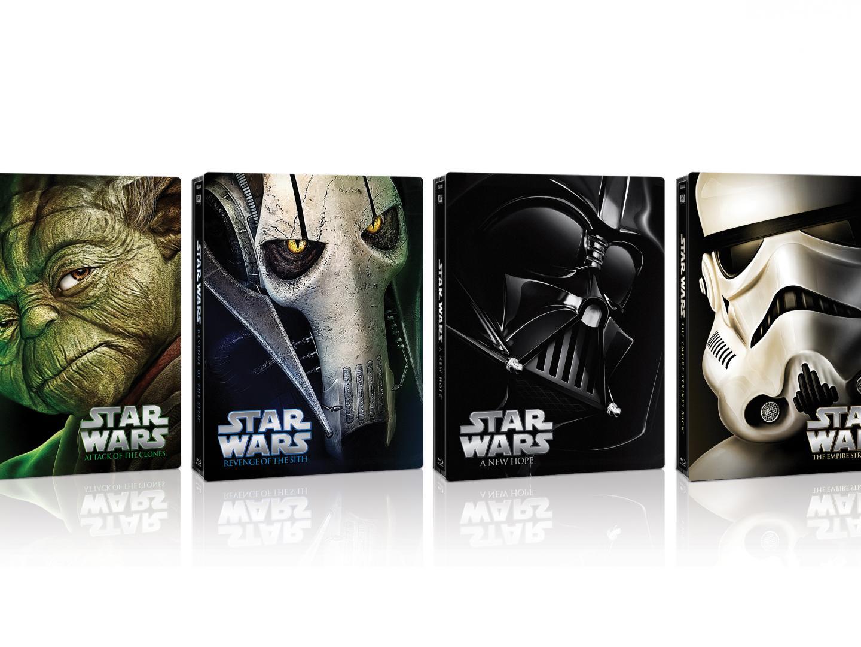 Blu-ray Steelbook Packaging Thumbnail