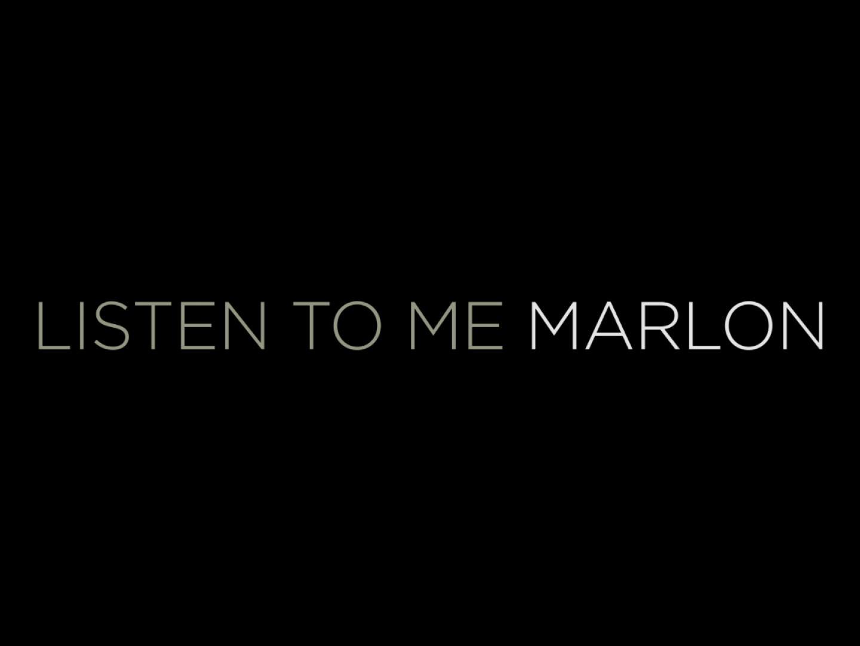 Listen To Me Marlon Trailer Thumbnail