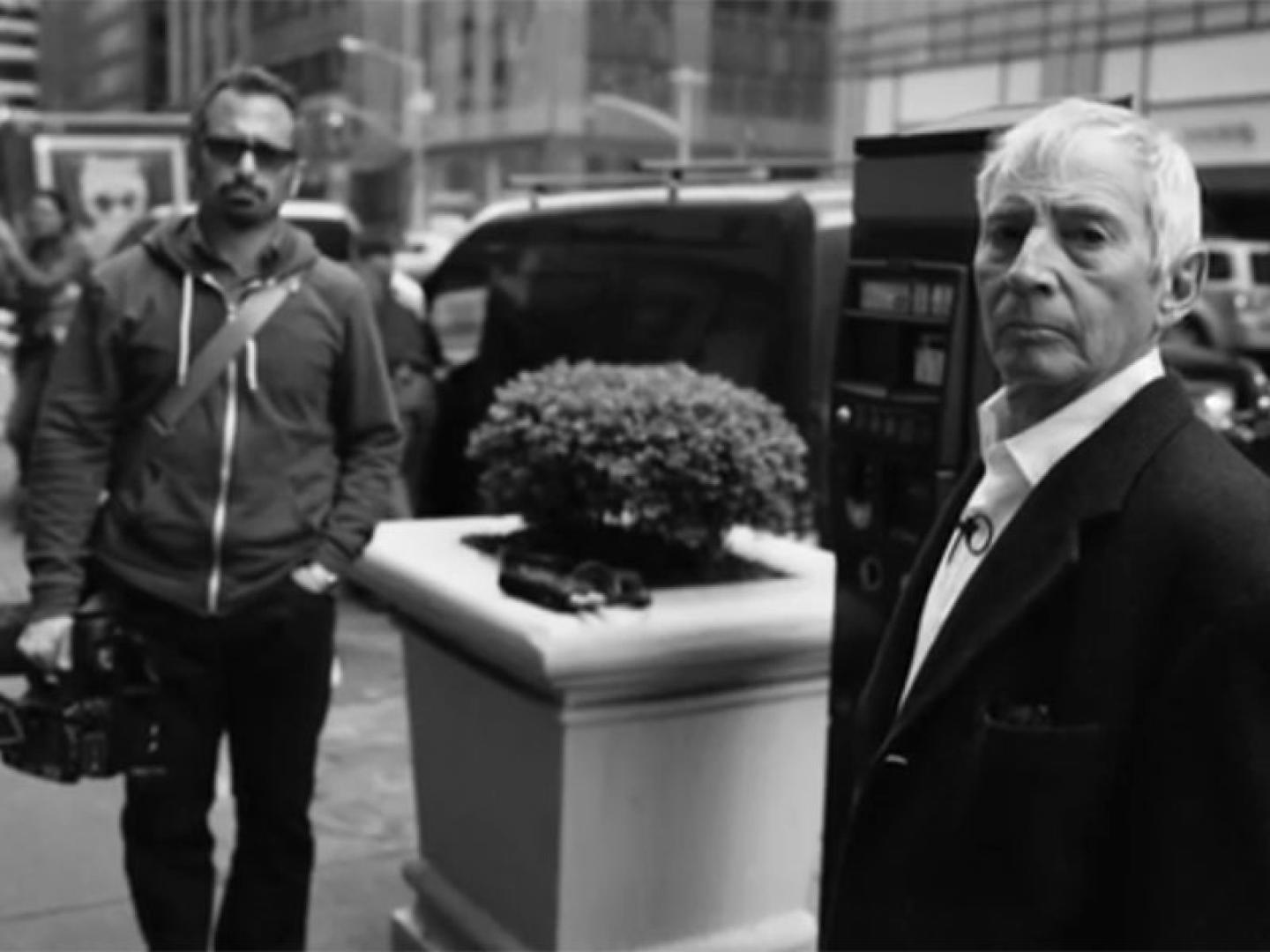 """Image for THE JINX: """"Andrew Jarecki Interview Promo"""""""