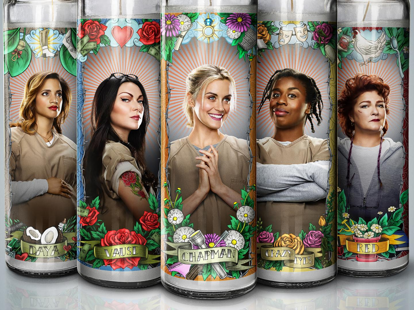 ORANGE IS THE NEW BLACK S3 Thumbnail
