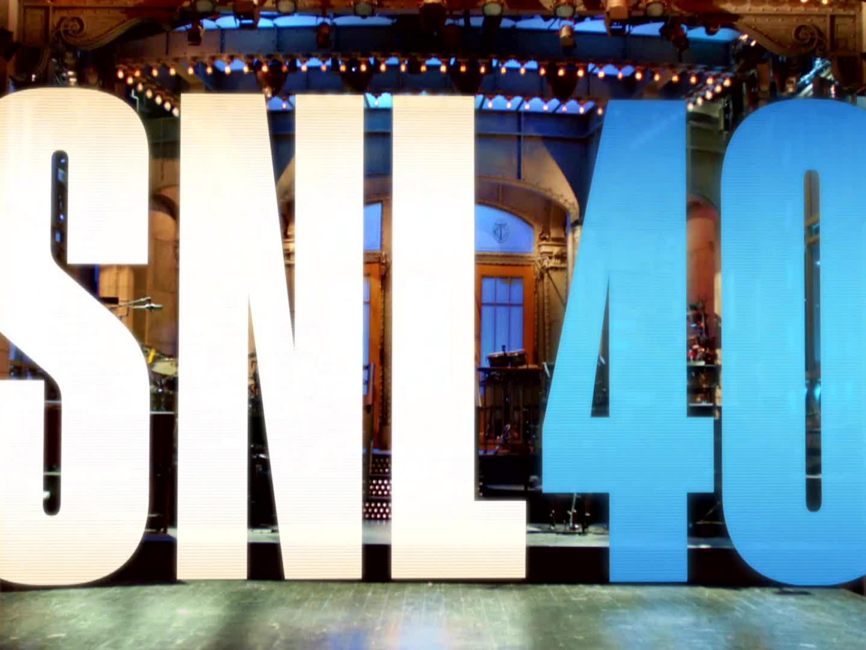 Saturday Night Live 40th Anniversary Special Thumbnail