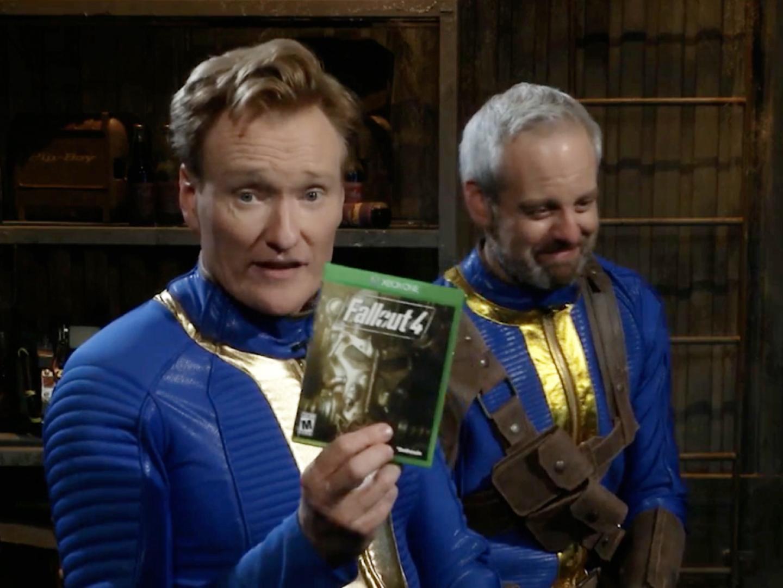 Conan Clueless Gamer for Fallout 4 Thumbnail