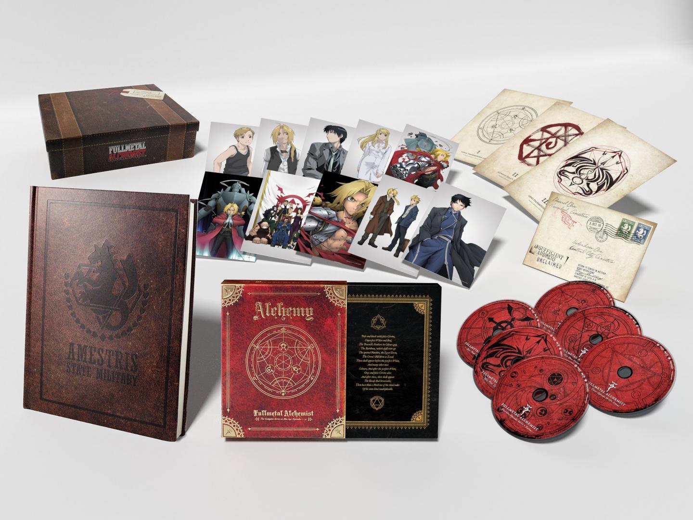 Fullmetal Alchemist Collector's Edition Thumbnail