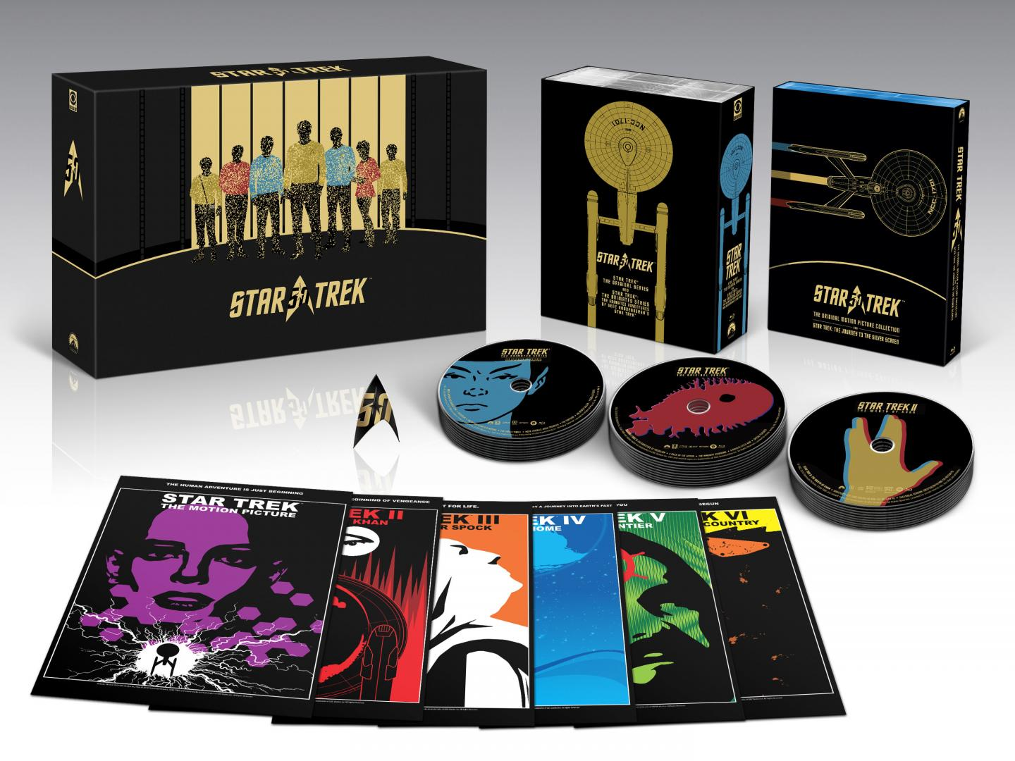 Star Trek 50th Anniversary Collection Thumbnail