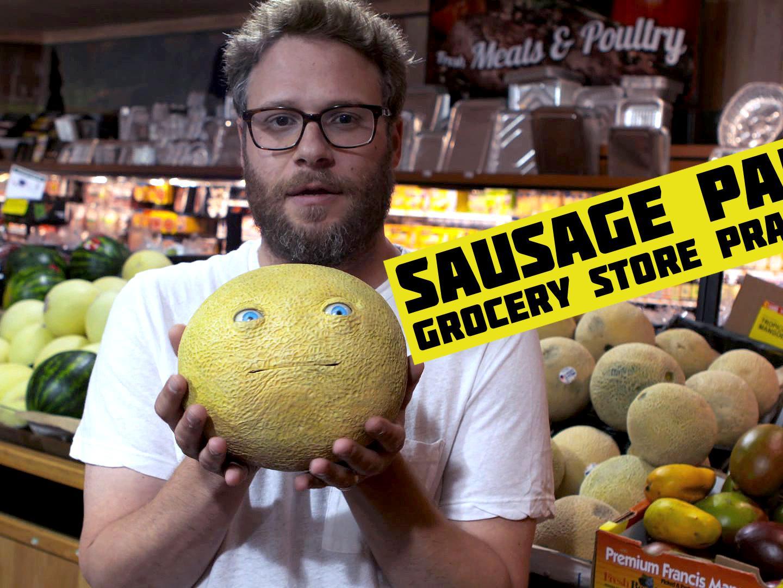 Sausage Party - Grocery Store Prank Thumbnail