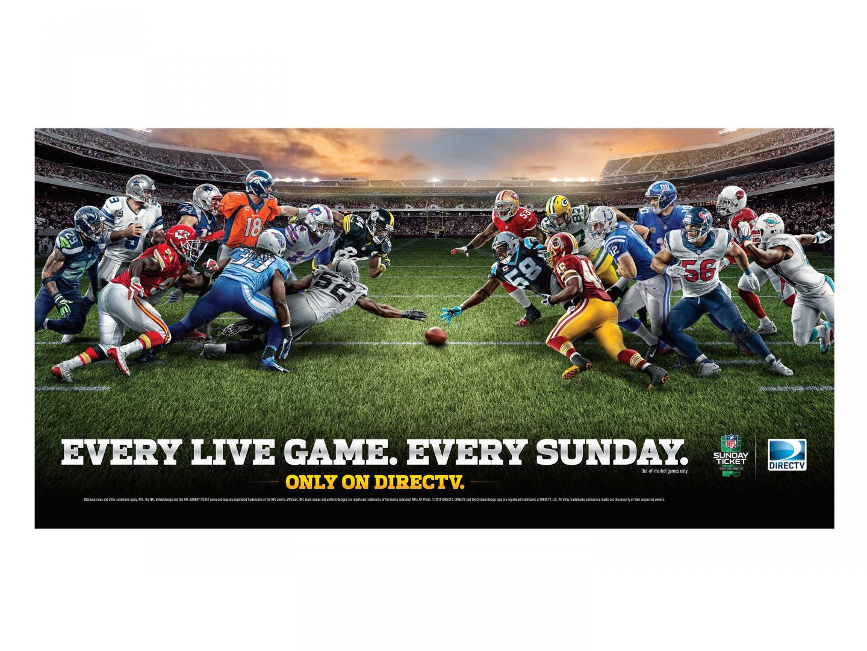 NFL Sunday Ticket Thumbnail