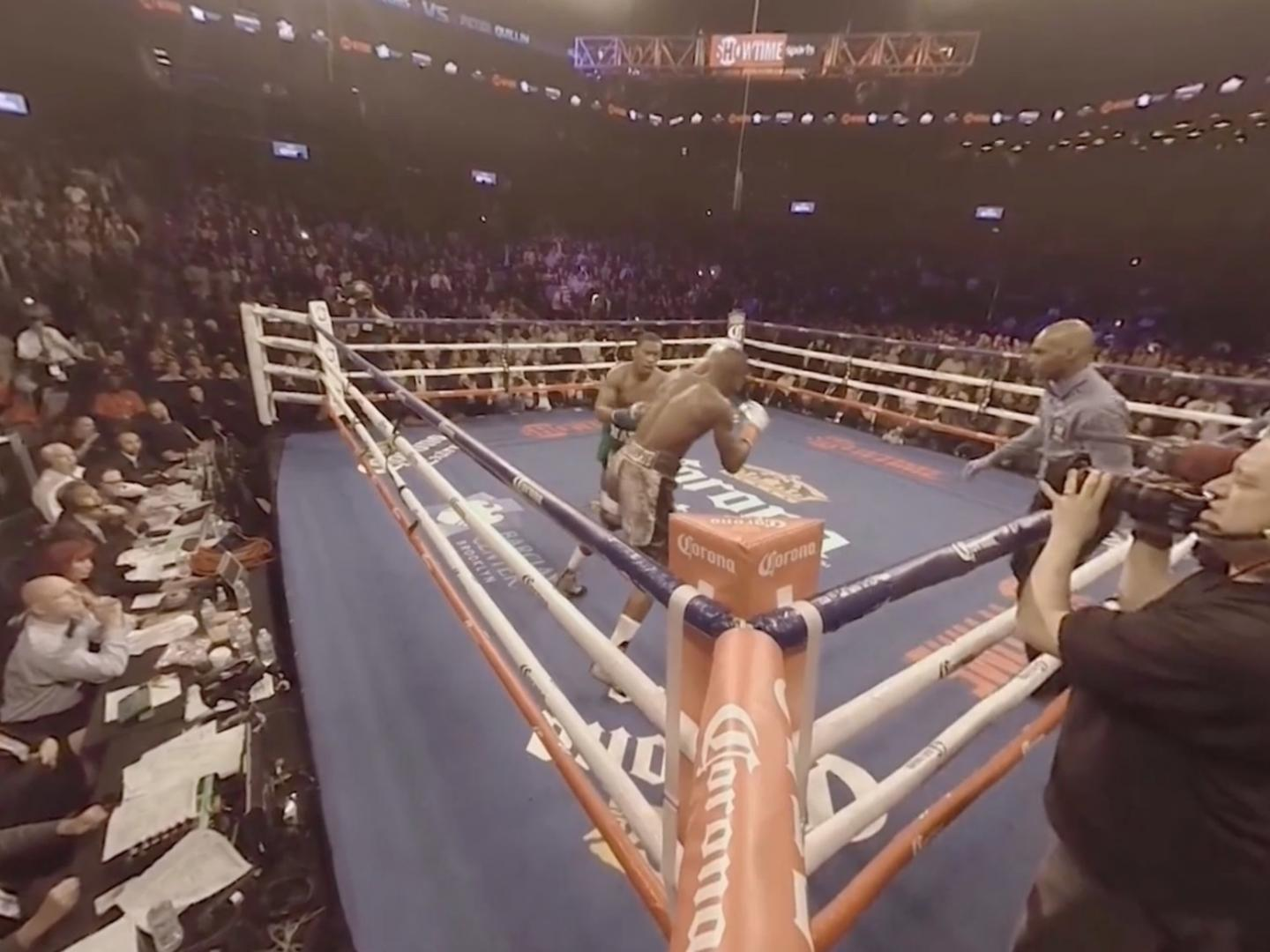 All Access Jacobs vs Quillin Campaign Thumbnail