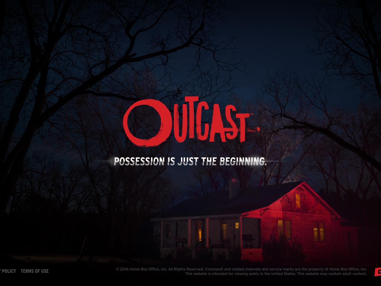 Outcast Interactive Trailer:
