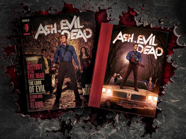Ash vs Evil Dead Thumbnail