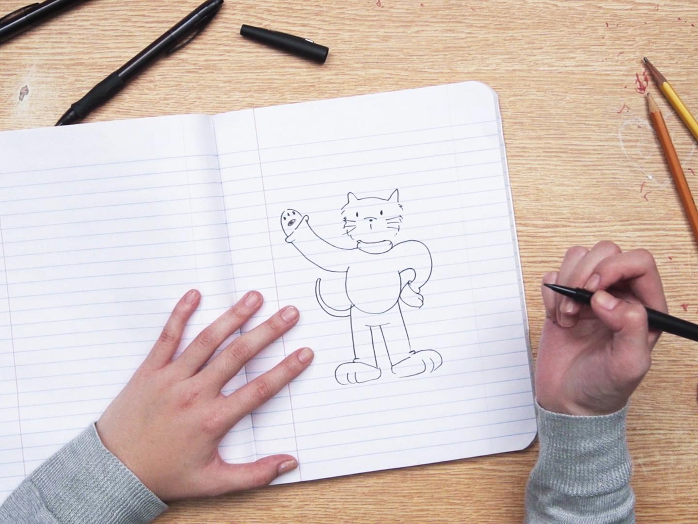 Penis Cat Thumbnail