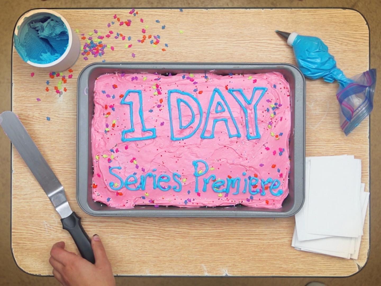 Countdown Cake Thumbnail