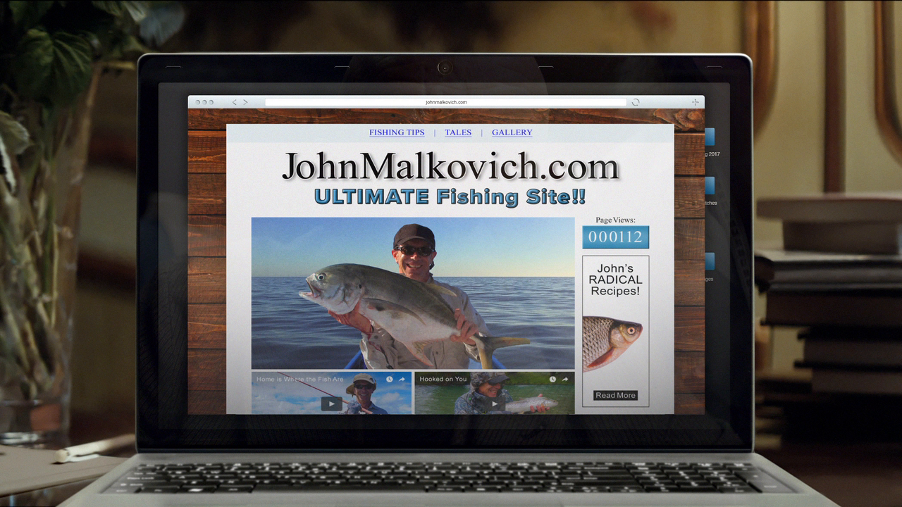 Thumbnail for Who Is JohnMalkovich.com?