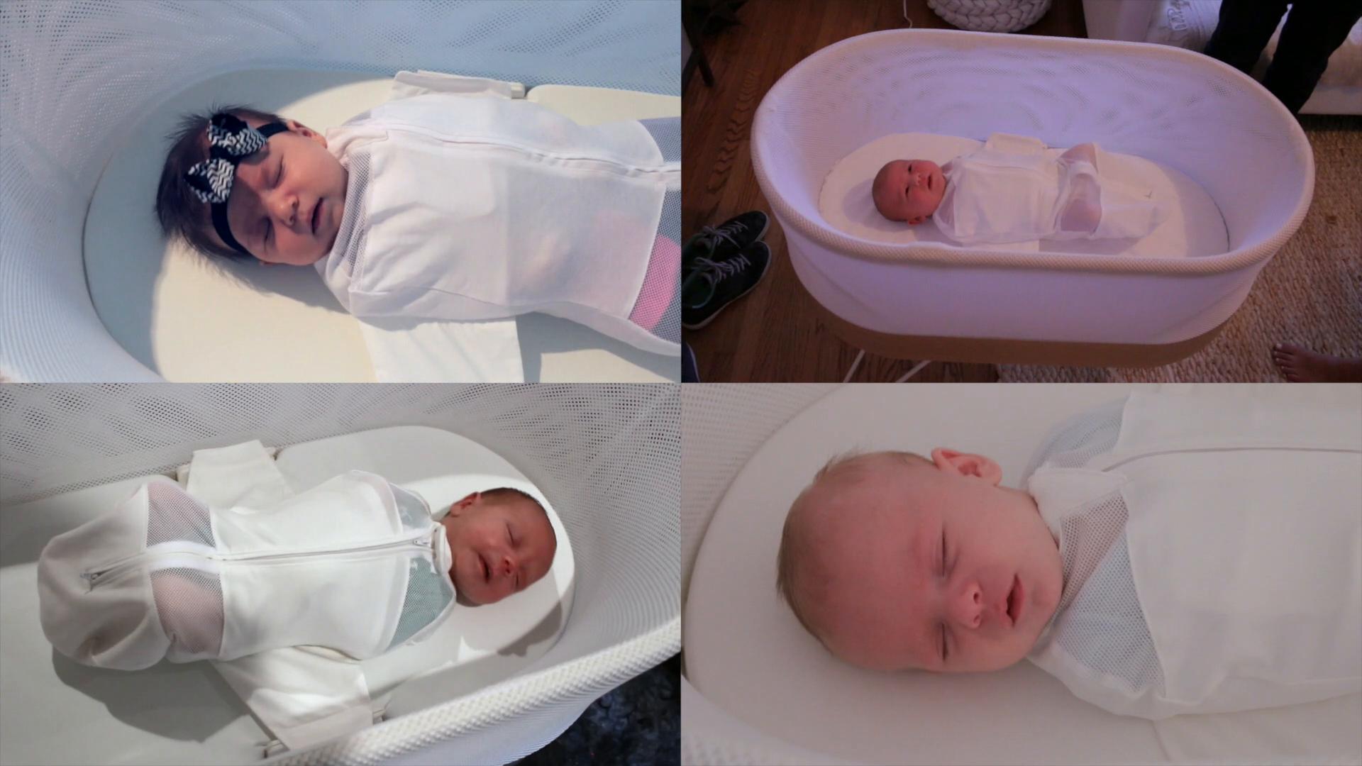 Thumbnail for Happiest Baby SNOO Smart Sleeper