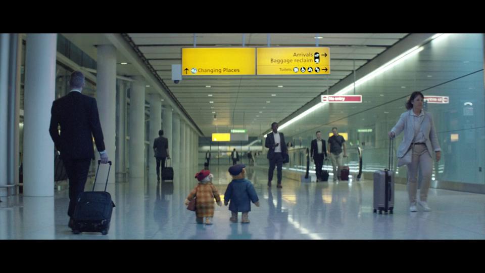 Thumbnail for Heathrow Coming Home for Christmas