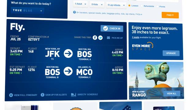 Thumbnail for The New JetBlue.com