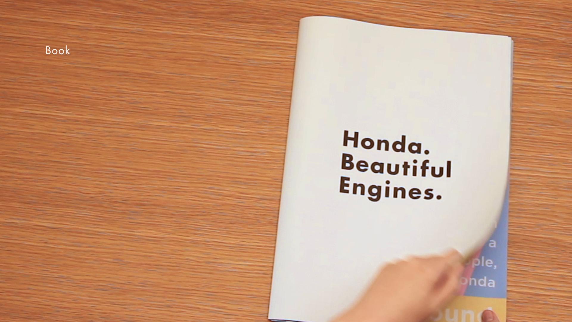 Thumbnail for Honda.Beautiful Engines.