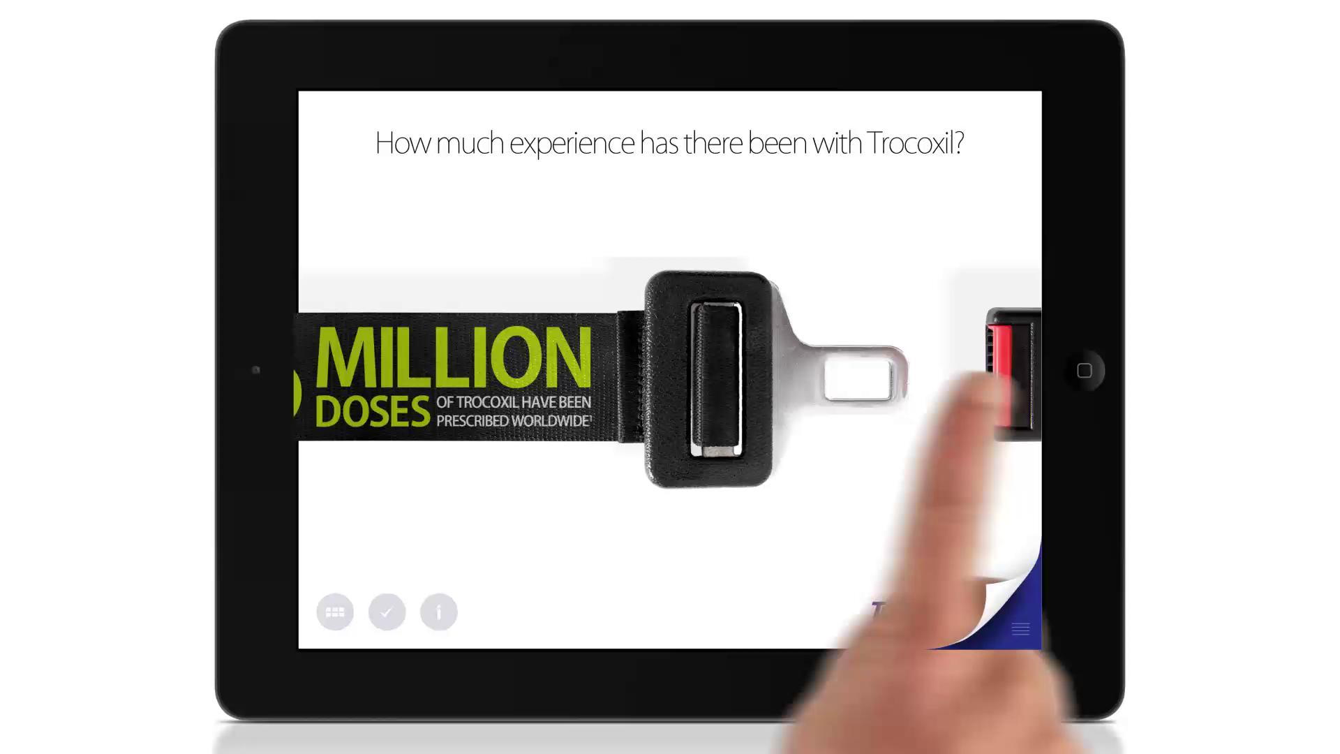 Thumbnail for Trocoxil eDetail Aid