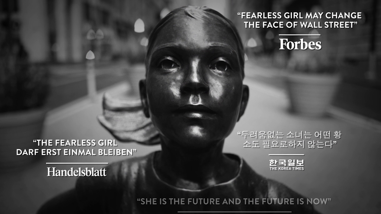 Thumbnail for Fearless Girl