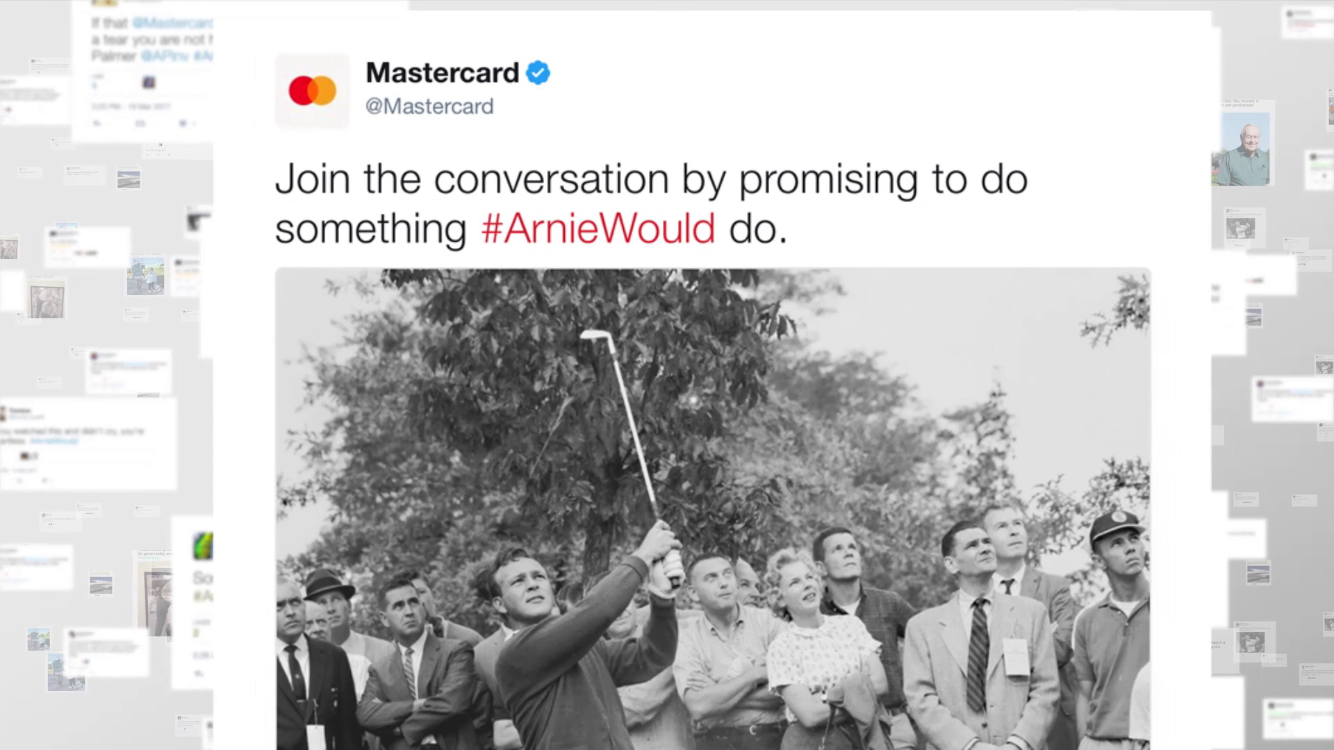 Thumbnail for #ArnieWould