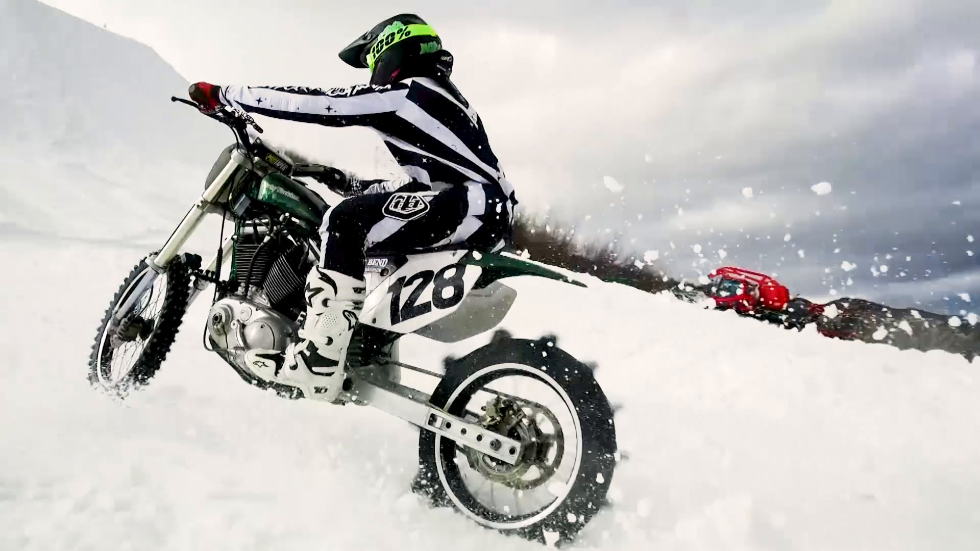 Thumbnail for The Snow Hill Climb: Creating a new event at the Winter X Games