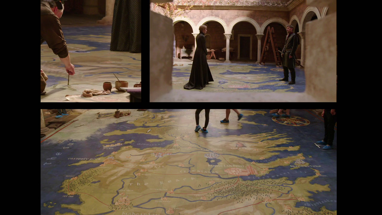 Thumbnail for Game of Thrones Season 7 From Imagination to Reality: Inside the Art Department