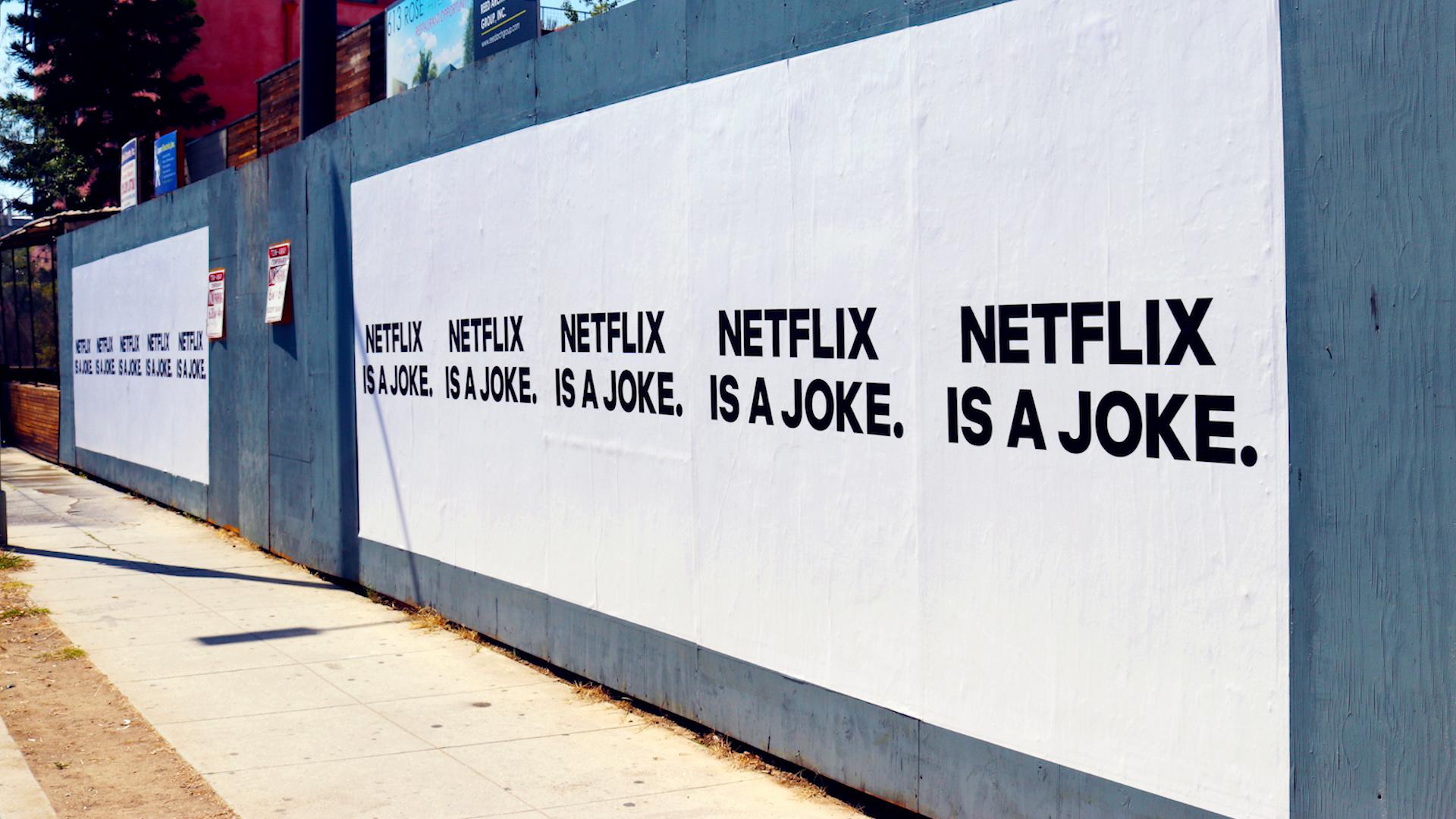 Thumbnail for Netflix Is A Joke