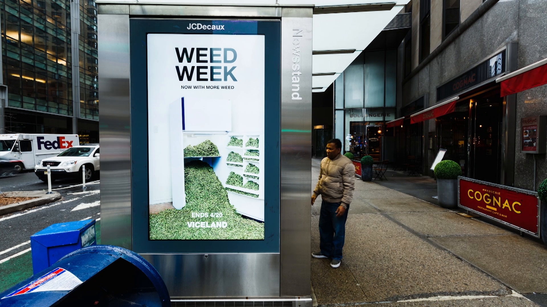 Thumbnail for WEED WEEK 2018