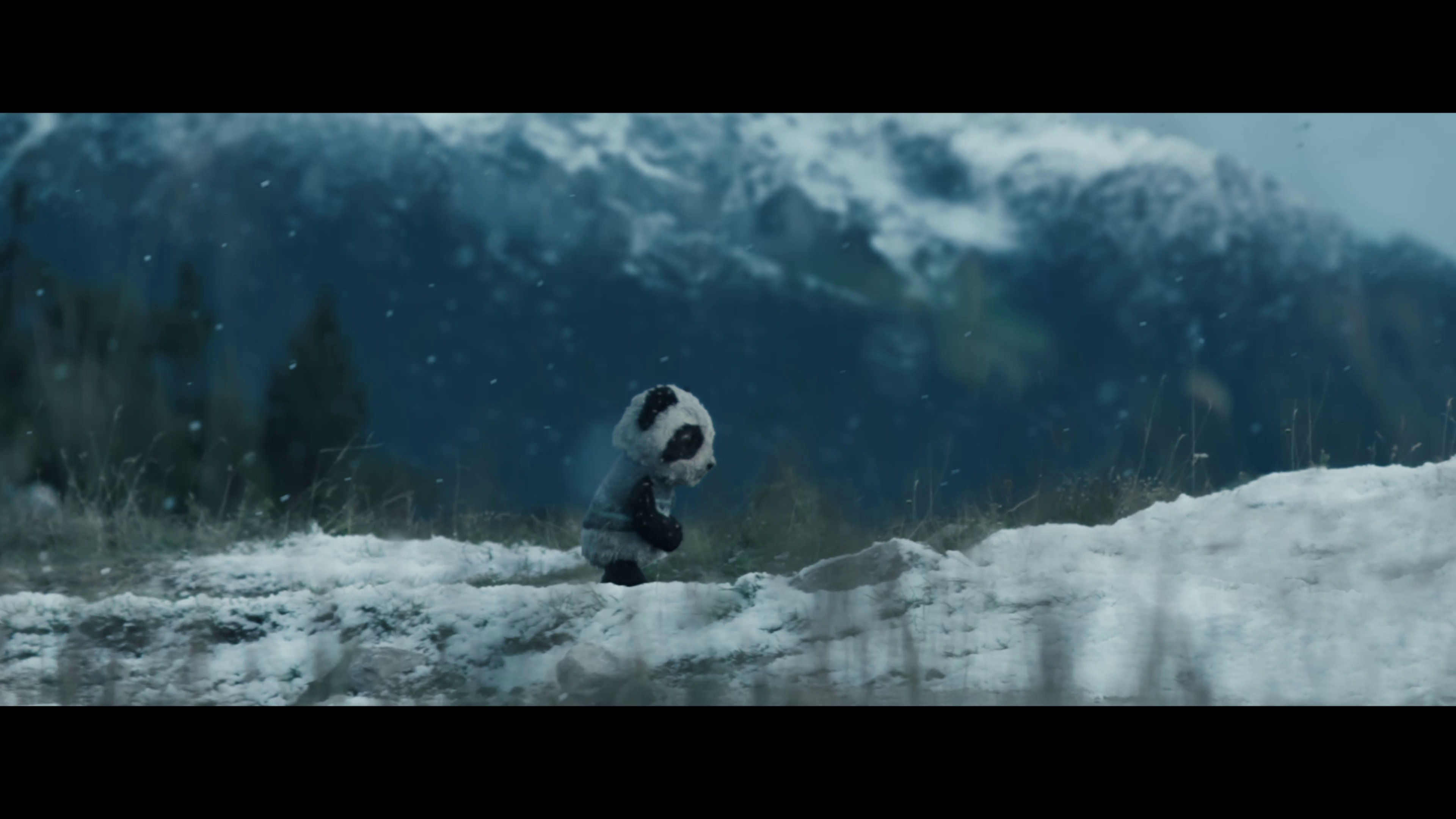 Thumbnail for Lost Panda