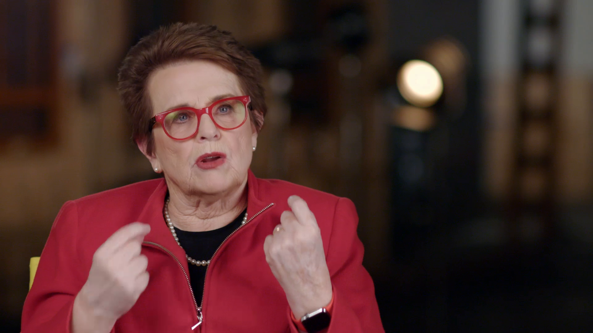 Thumbnail for Billie Jean King: In Her Own Words