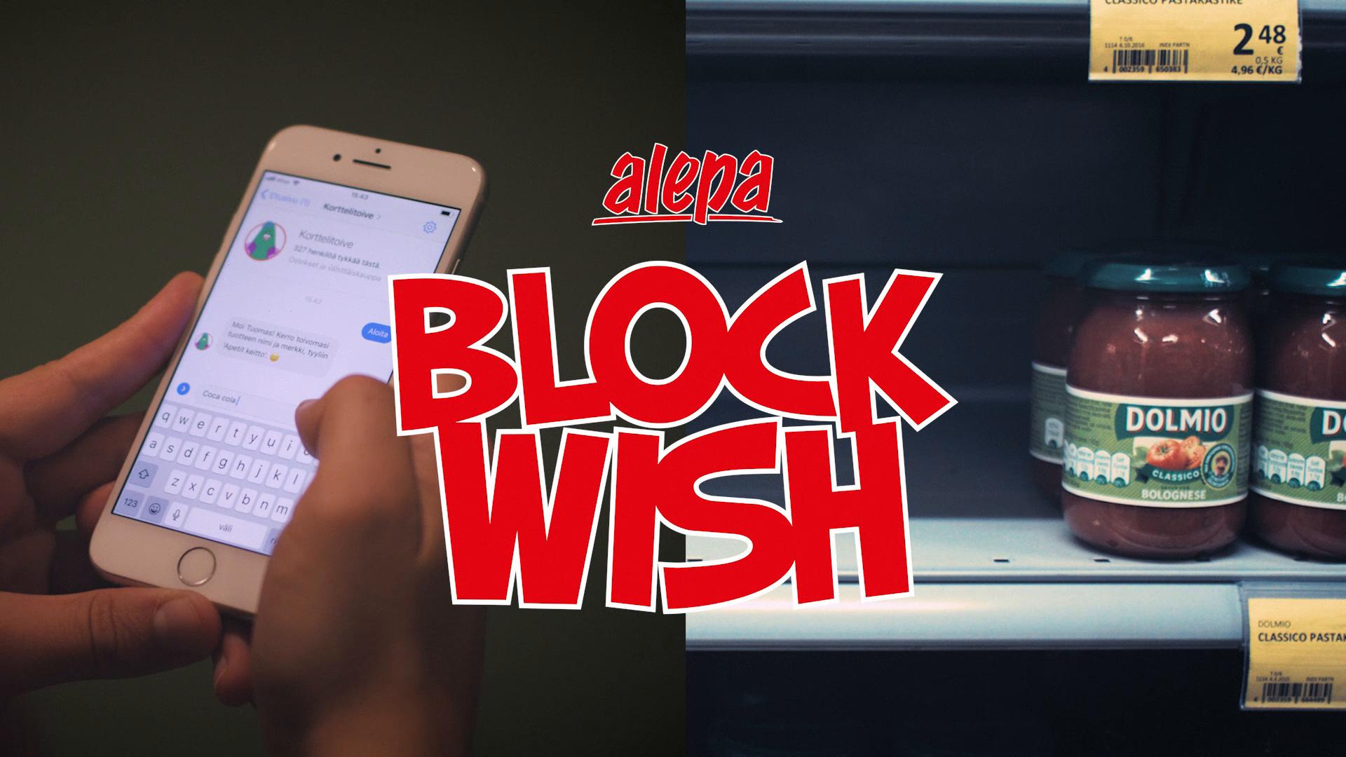 Thumbnail for Block Wish