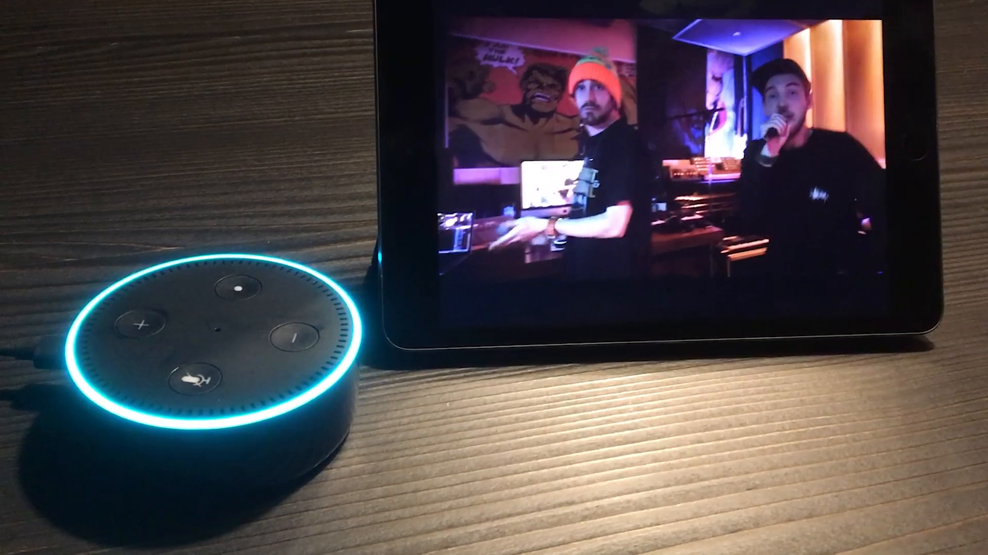 Thumbnail for Featuring Alexa