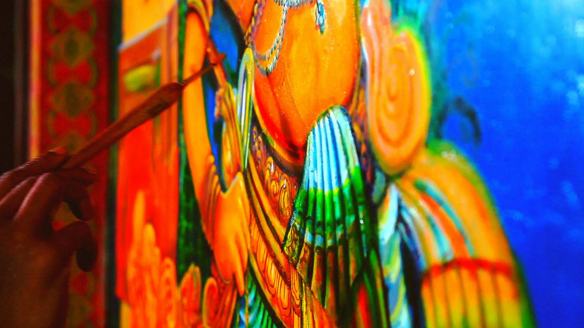 Thumbnail for Petal Paint