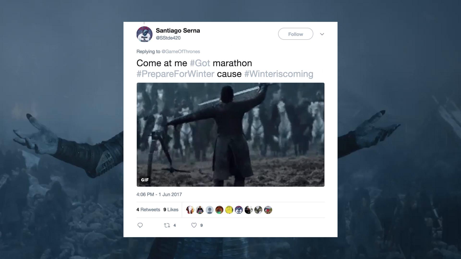 Thumbnail for Game of Thrones Season 7
