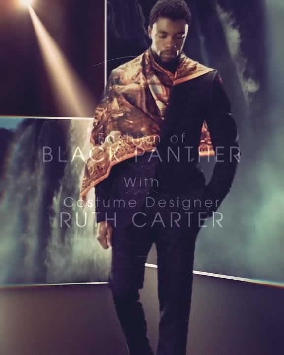Thumbnail for Fashion of Black Panther