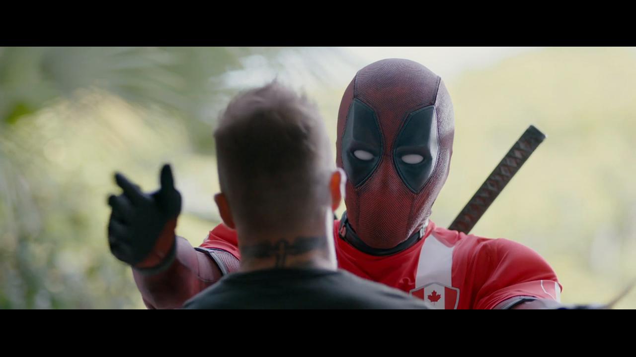 Thumbnail for Deadpool's Apology to Beckham