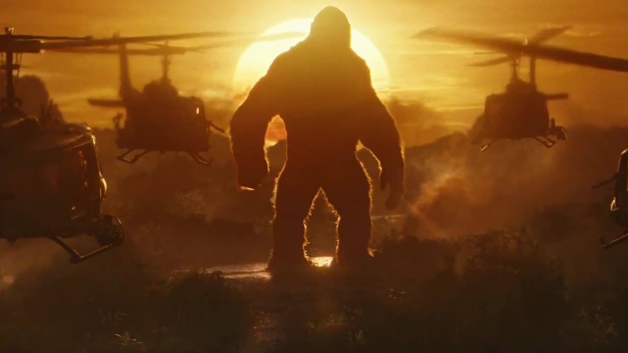 Thumbnail for Kong: Skull Island Digital Campaign