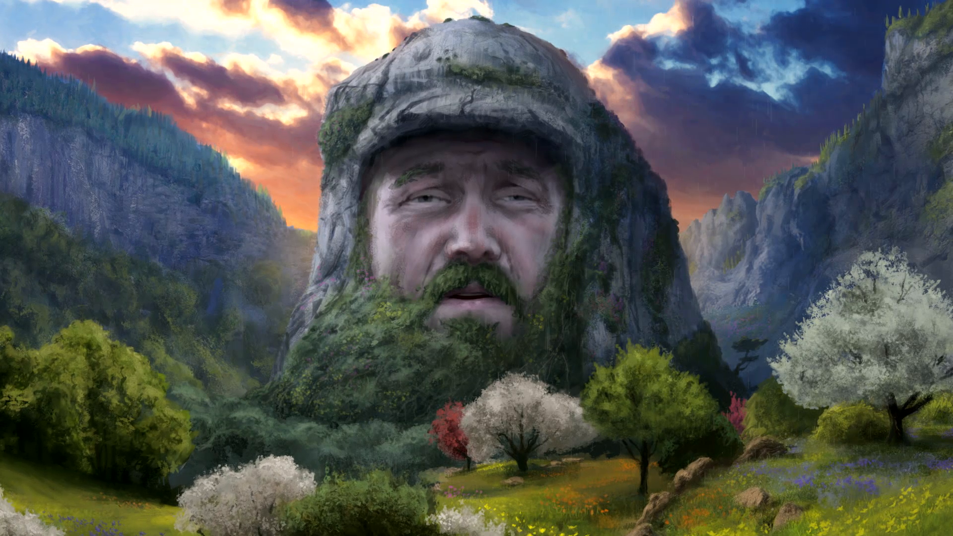 Thumbnail for Mountain Men: One with Nature